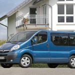 Opel Vivaro (8+1) I