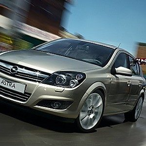 Opel Astra Man