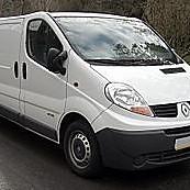 Renault Trafic (long)  II