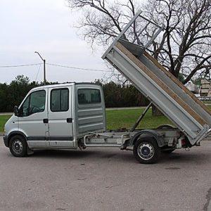 Renault Master Madel