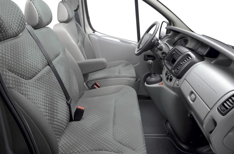 Opel Vivaro (8+1 long) IV