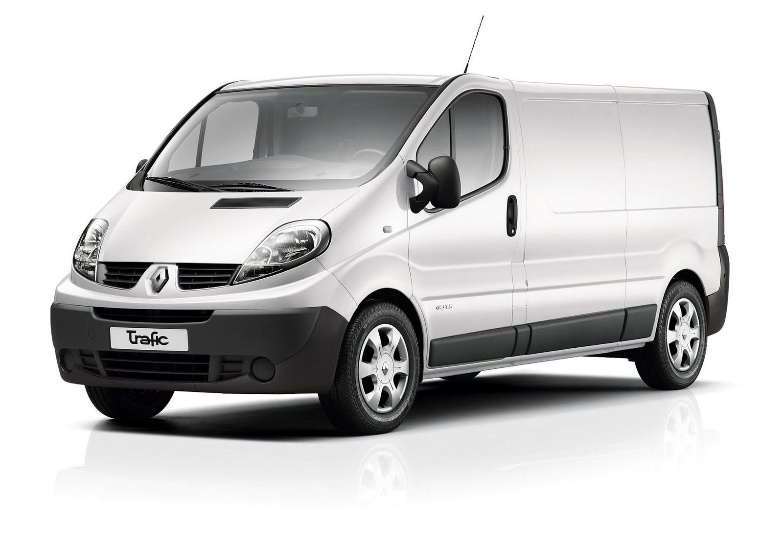 Renault trafic kaubik