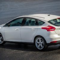 Ford Focus autorent